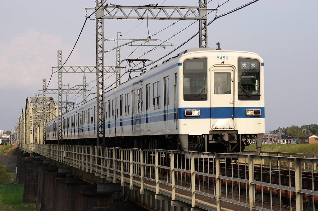 東武 野田 線